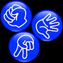 Rock-Paper-Scissors Game logo