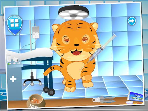 無料休闲Appのタイガーヘアーサロン - 子供のゲーム|記事Game
