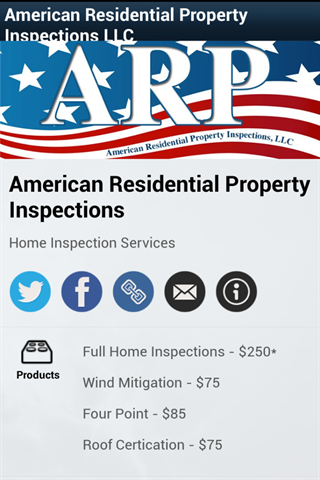A.R.P. Inspections