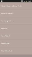 Screenshot of Tüm Bölümler Aöf