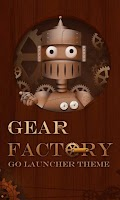 Screenshot of Gearfactory GO Launcher Theme