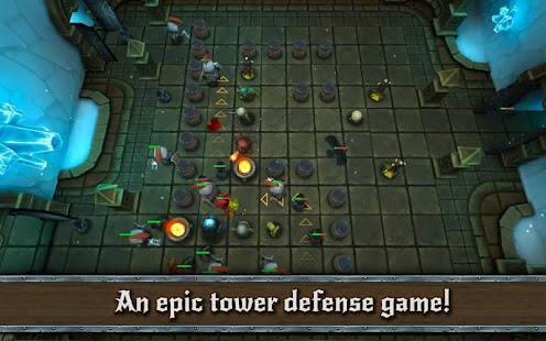 Beast Towers Screenshot