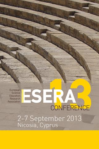 ESERA 2013 Conference