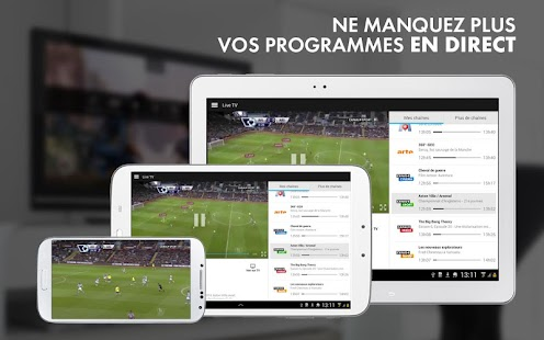 myCANAL Afrique, par CANAL+- screenshot thumbnail