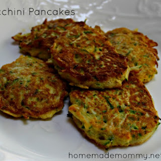 Zucchini Pancakes – Grain-Free Recipe