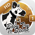 Baby, Try To Speak 1 logo