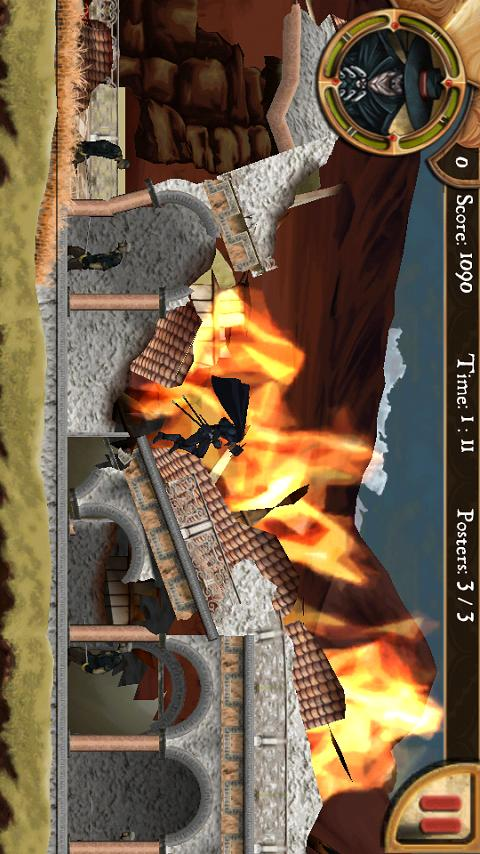 Zorro: Shadow of Vengeance - screenshot