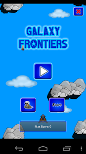 Galaxy Frontiers
