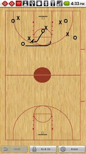 Basketball Playbook- screenshot thumbnail