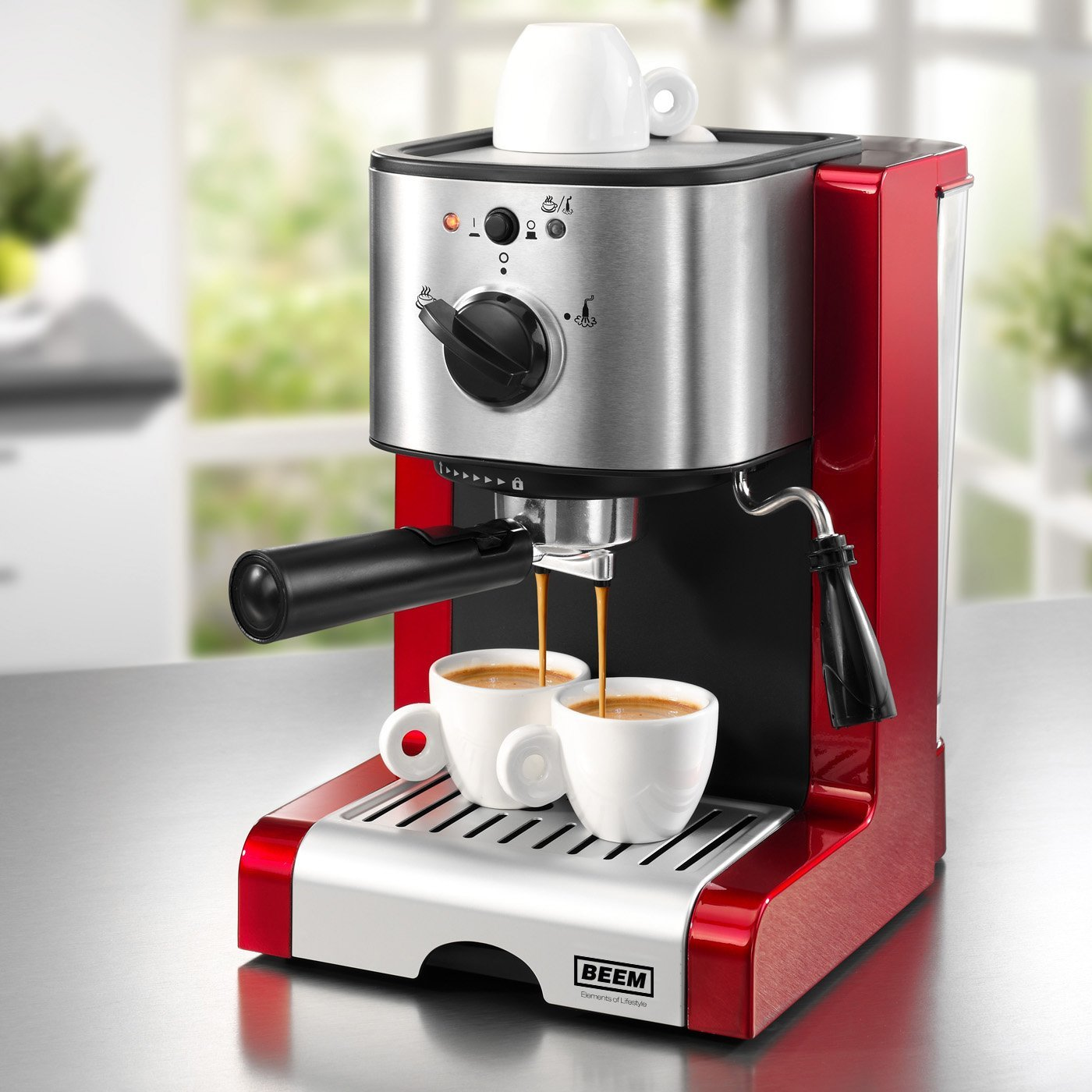 Esta cafetera espresso que nos presenta Been, es en su gama de cafeteras domésticas de lo mejor que hay en relación calidad precio: rápida, silenciosa y saca un magnífico café