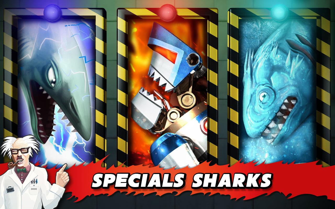 Hungry Shark Evolution - screenshot