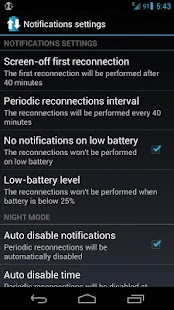 3G Manager - Battery saver - screenshot thumbnail