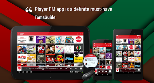 Player FM Podcast App Screenshot 1
