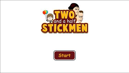 Two and a Half Stickmen