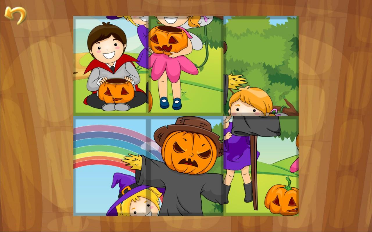 Uncategorized Online Puzzle Games For Toddlers halloween family games puzzle for kids toddlers android apps screenshot