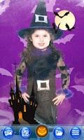 Screenshot of FunCam Halloween Camera