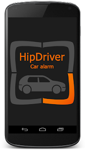 HipDriver Car alarm- screenshot thumbnail