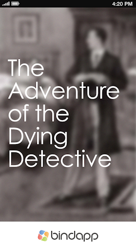 Adventure of Dying Detective