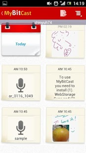 MyBitCast- screenshot thumbnail