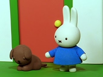 Miffy Worries about Snuffy/Miffy Helps Grunty