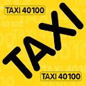 Taxi 40100 logo
