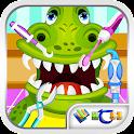 Zoo Dentist Game icon