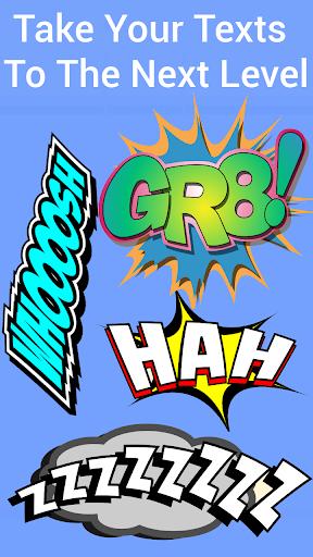 TextPop Chat Stickers