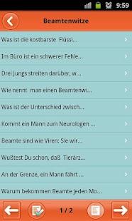 Witze - Bitte lachen :) - screenshot thumbnail