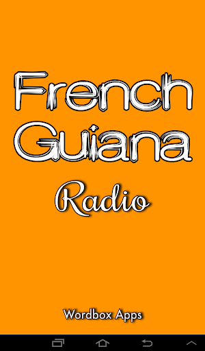 French Guiana Radio