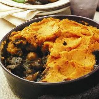 Venison And Mushroom Pie