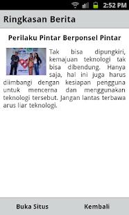 Info Tekno- screenshot thumbnail