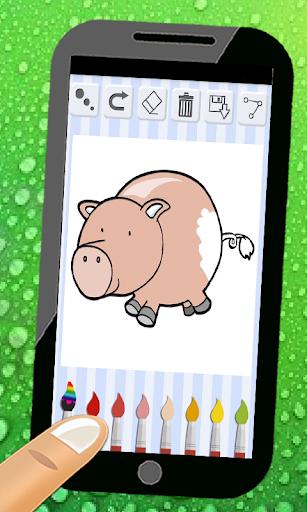 無料娱乐Appのペイント動物|記事Game