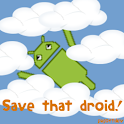 Save That Droid! logo