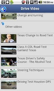 Driver License Test Texas - screenshot thumbnail