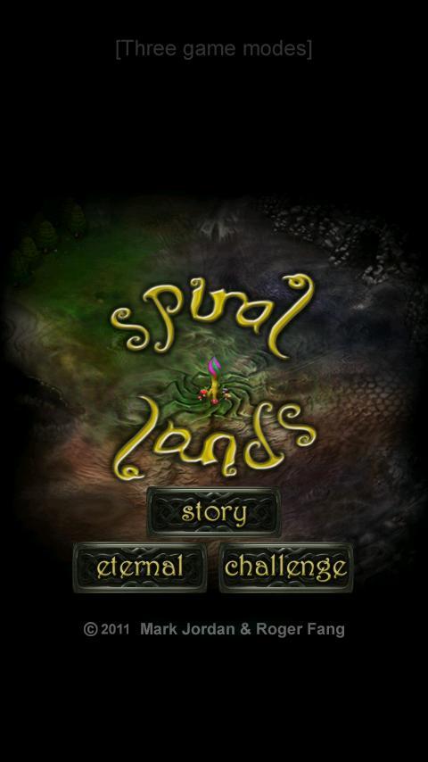 Spiral Lands- screenshot