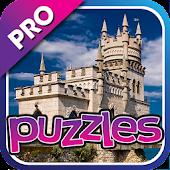 Castles & Palaces Puzzles Pro