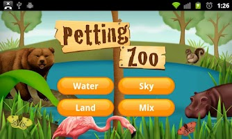 Screenshot of Petting Zoo (Animals for Kids)