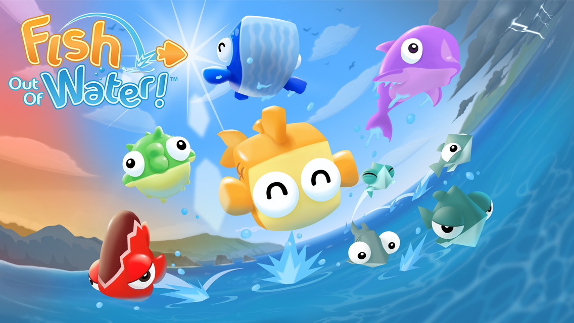 Fish Out Of Water!- screenshot