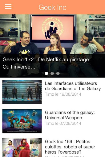 Geek Inc Companion