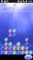 Screenshot of Number Smash