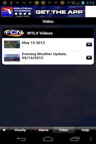 FCN Wx - screenshot