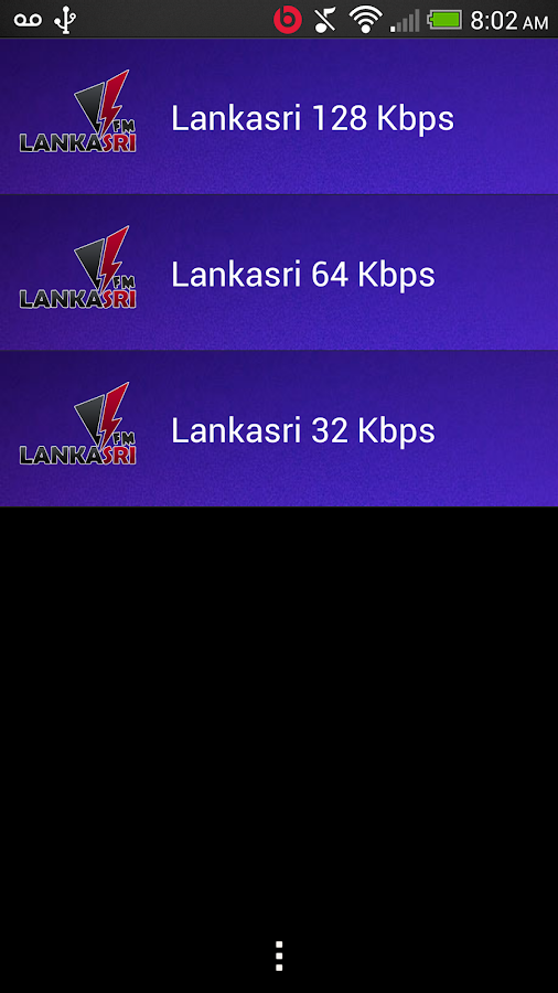 Lankasri FM- screenshot