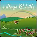 Village & Hills icon