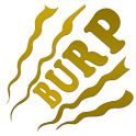 Burps and Sneeze logo