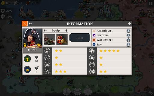 European War 4: Napoleon 1.4.2 screenshots 18