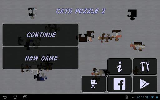 玩免費解謎APP|下載Cats Puzzle app不用錢|硬是要APP