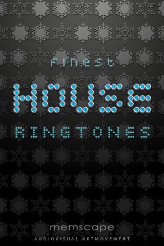HOUSE Ringtones