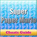 Super Paper Mario Cheats  FREE logo