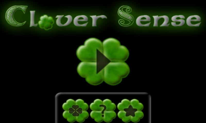 Clover Sense- screenshot