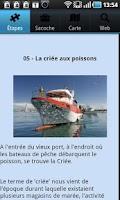 Screenshot of Discover Sète